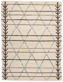 Kilim Pół -Antyk Tureckie Dywan 235X310 Orientalny Tkany Ręcznie Beżowy/Jasnoszary (Wełna, Turcja)