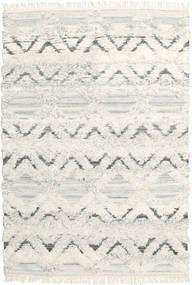 Lydia Dywan 160X230 Nowoczesny Tkany Ręcznie Ciemnobeżowy/Beżowy (Wełna, Indie)