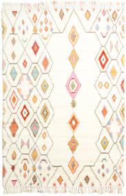 Hulda - Cream Dywan 200X300 Nowoczesny Tkany Ręcznie Beżowy/Biały/Creme (Wełna, Indie)