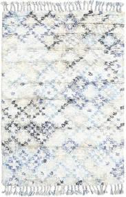 Greta Dywan 120X180 Nowoczesny Tkany Ręcznie Biały/Creme/Beżowy (Wełna, Indie)