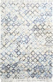 Greta Dywan 200X300 Nowoczesny Tkany Ręcznie Biały/Creme/Beżowy (Wełna, Indie)