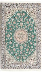 Nain 9La Dywan 120X195 Orientalny Tkany Ręcznie (Wełna/Jedwab, Persja/Iran)