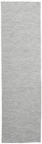 Kilim Honey Comb - Drugi Gatunek Dywan 80X290 Nowoczesny Tkany Ręcznie Chodnik (Wełna, Indie)