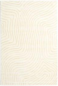 Woodyland - Beżowy Dywan 250X350 Nowoczesny Beżowy/Biały/Creme Duży (Wełna, Indie)