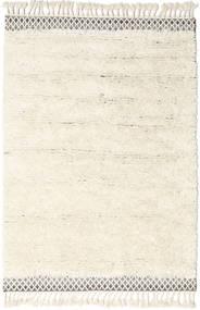 Dixon Dywan 140X200 Nowoczesny Tkany Ręcznie Beżowy/Biały/Creme (Wełna, Indie)