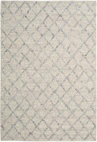 Rut - Srebrny/Szary Melange Dywan 250X350 Nowoczesny Tkany Ręcznie Jasnoszary/Ciemnobeżowy Duży (Wełna, Indie)