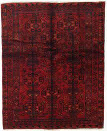 Lori Dywan 155X190 Orientalny Tkany Ręcznie Ciemnoczerwony/Ciemnobrązowy (Wełna, Persja/Iran)