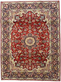 Nadżafabad Dywan 210X280 Orientalny Tkany Ręcznie Ciemnoczerwony/Ciemnobrązowy (Wełna, Persja/Iran)