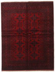 Afgan Khal Mohammadi Dywan 175X228 Orientalny Tkany Ręcznie Ciemnoczerwony (Wełna, Afganistan)
