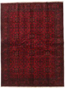 Afgan Khal Mohammadi Dywan 173X229 Orientalny Tkany Ręcznie Ciemnoczerwony/Ciemnobrązowy (Wełna, Afganistan)
