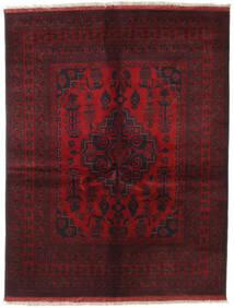 Afgan Khal Mohammadi Dywan 151X196 Orientalny Tkany Ręcznie Ciemnoczerwony/Ciemnobrązowy (Wełna, Afganistan)
