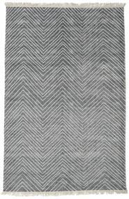 Vanice - Szary Dywan 250X300 Nowoczesny Tkany Ręcznie Jasnoszary/Niebieski Duży ( Indie)