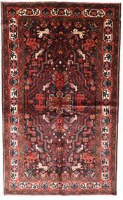 Koliai Dywan 150X250 Orientalny Tkany Ręcznie Ciemnoczerwony/Ciemnobrązowy (Wełna, Persja/Iran)