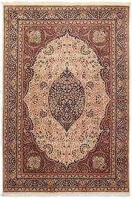 Tree Of Life Dywan 195X290 Orientalny Tkany Ręcznie Ciemnobrązowy/Brązowy (Wełna, Pakistan)