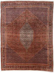 Bidżar Dywan 285X374 Orientalny Tkany Ręcznie Ciemnobrązowy/Ciemnoczerwony Duży (Wełna, Persja/Iran)