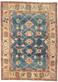 Kazak Dywan 244X333 Orientalny Tkany Ręcznie Jasnoszary/Ciemnobeżowy (Wełna, Pakistan)