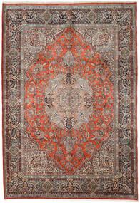 Sarab Dywan 291X423 Orientalny Tkany Ręcznie Ciemnoczerwony/Ciemnoszary Duży (Wełna, Persja/Iran)