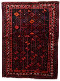 Lori Dywan 147X200 Orientalny Tkany Ręcznie Ciemnoczerwony (Wełna, Persja/Iran)