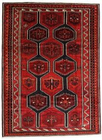 Lori Dywan 210X280 Orientalny Tkany Ręcznie Ciemnobrązowy/Rdzawy/Czerwony/Ciemnoczerwony (Wełna, Persja/Iran)