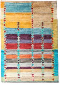 Moroccan Berber - Afghanistan Dywan 120X173 Nowoczesny Tkany Ręcznie Ciemnobeżowy/Jasnobrązowy (Wełna, Afganistan)