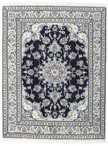 Nain Dywan 150X196 Orientalny Tkany Ręcznie Beżowy/Jasnoniebieski (Wełna, Persja/Iran)