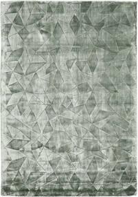 Crystal - Drugi Gatunek Dywan 140X200 Nowoczesny Ciemnozielony/Ciemnozielony ( Indie)