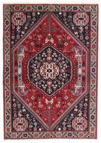 Gabbeh Kaszkuli Dywan 100X142 Nowoczesny Tkany Ręcznie Ciemnoniebieski/Czerwony (Wełna, Persja/Iran)