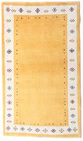 Loribaft (Persja) Dywan 83X145 Nowoczesny Tkany Ręcznie Beżowy/Jasnobrązowy/Ciemnobeżowy (Wełna, Persja/Iran)