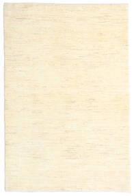 Loribaft (Persja) Dywan 108X160 Nowoczesny Tkany Ręcznie Beżowy/Biały/Creme (Wełna, Persja/Iran)