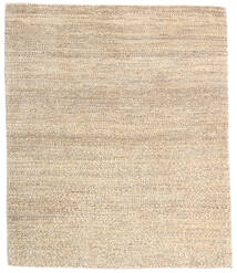 Loribaft (Persja) Dywan 131X155 Nowoczesny Tkany Ręcznie Beżowy/Jasnoszary (Wełna, Persja/Iran)