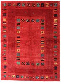 Loribaft (Persja) Dywan 165X225 Nowoczesny Tkany Ręcznie Rdzawy/Czerwony/Czerwony (Wełna, Persja/Iran)