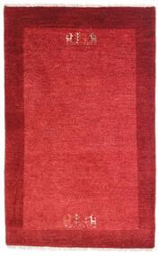 Loribaft (Persja) Dywan 79X128 Nowoczesny Tkany Ręcznie Czerwony/Rdzawy/Czerwony (Wełna, Persja/Iran)