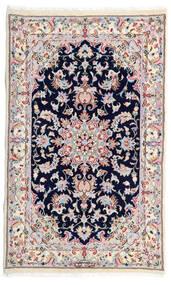 Kashmar Dywan 77X130 Orientalny Tkany Ręcznie Biały/Creme/Jasnoszary (Wełna, Persja/Iran)