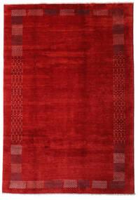 Loribaft (Persja) Dywan 202X294 Nowoczesny Tkany Ręcznie Rdzawy/Czerwony/Ciemnoczerwony (Wełna, Persja/Iran)