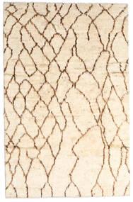 Moroccan Berber - Afghanistan Dywan 187X294 Nowoczesny Tkany Ręcznie Beżowy/Jasnoróżowy (Wełna, Afganistan)