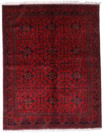 Afgan Khal Mohammadi Dywan 174X220 Orientalny Tkany Ręcznie Ciemnoczerwony/Czerwony (Wełna, Afganistan)