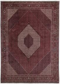 Bidżar Takab/Bukan Dywan 255X344 Orientalny Tkany Ręcznie Ciemnobrązowy/Ciemnoczerwony Duży (Wełna, Persja/Iran)