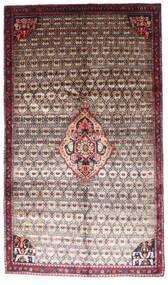 Koliai Dywan 152X260 Orientalny Tkany Ręcznie Ciemnobrązowy/Jasnoszary (Wełna, Persja/Iran)