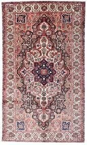 Baktjar Dywan 160X276 Orientalny Tkany Ręcznie Ciemnobrązowy/Beżowy (Wełna, Persja/Iran)