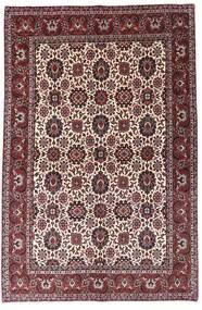 Bidżar Dywan 138X210 Orientalny Tkany Ręcznie Ciemnobrązowy/Ciemnoczerwony (Wełna, Persja/Iran)