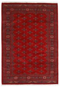 Pakistański Bucharski 3Ply Dywan 169X240 Orientalny Tkany Ręcznie Rdzawy/Czerwony/Ciemnoczerwony (Wełna, Pakistan)