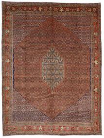 Bidżar Dywan 308X408 Orientalny Tkany Ręcznie Ciemnoczerwony/Ciemnobrązowy Duży (Wełna, Persja/Iran)