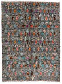 Moroccan Berber - Afghanistan Dywan 170X240 Nowoczesny Tkany Ręcznie Ciemnoszary/Jasnoszary (Wełna, Afganistan)