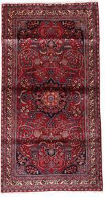 Kashmar Dywan 107X200 Orientalny Tkany Ręcznie Ciemnoczerwony/Jasnofioletowy (Wełna, Persja/Iran)