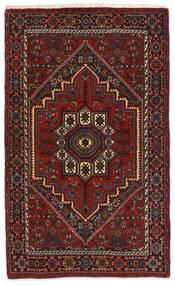 Gholtogh Dywan 79X127 Orientalny Tkany Ręcznie Ciemnoczerwony/Ciemnobrązowy (Wełna, Persja/Iran)