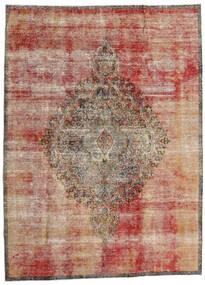 Vintage Heritage Dywan 216X293 Nowoczesny Tkany Ręcznie Jasnobrązowy/Ciemnoczerwony (Wełna, Persja/Iran)