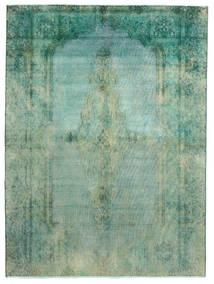 Vintage Heritage Dywan 189X256 Nowoczesny Tkany Ręcznie Pastel Zielony/Turkusowy Niebieski (Wełna, Persja/Iran)