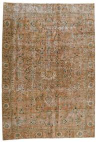 Vintage Heritage Dywan 186X270 Nowoczesny Tkany Ręcznie Jasnobrązowy/Jasnoszary (Wełna, Persja/Iran)