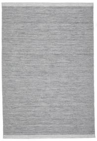 Serafina - Ciemnoszary Melange Dywan 300X400 Nowoczesny Tkany Ręcznie Jasnoszary/Jasnoniebieski Duży (Wełna, Indie)