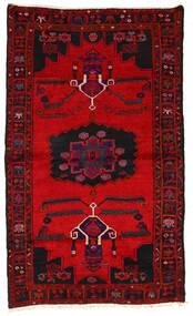 Koliai Dywan 165X270 Orientalny Tkany Ręcznie Ciemnoczerwony/Czerwony (Wełna, Persja/Iran)